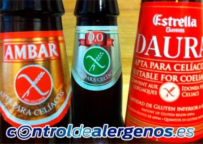 Cerveza para celíacos