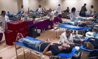 ¿Los alérgicos pueden donar sangre?