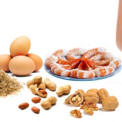 Las alergias alimentarias desconocidas
