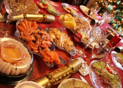 Disfrutar de la comida siendo alérgico, también en Navidad