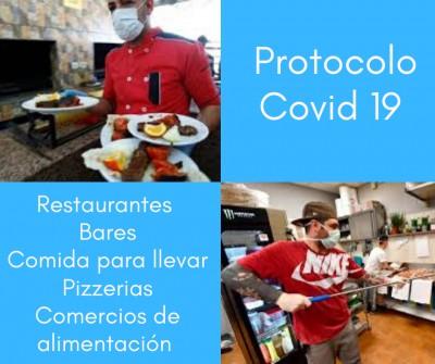 Protocolo frente al CoVid-19